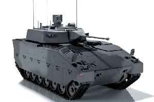 UK Scout SV turret undergoes live firing tests five months ahead of schedule