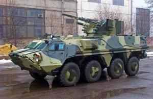 BTR-4E: Ukraine Takes Leading Positions in Modern Light Armor Vehicles Market