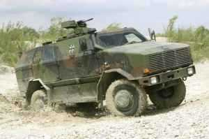German Armed Forces order up to 98 all-protected DINGO 2 vehicles and 420 remote controlled weapon stations
