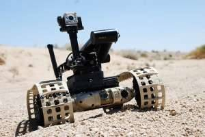 Dragon Runner 10 - The ideal robot for dismounted forces