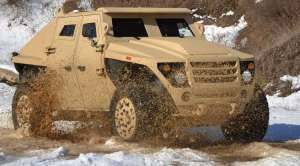 Ricardo and TARDEC fuel efficient military vehicle rolls ahead