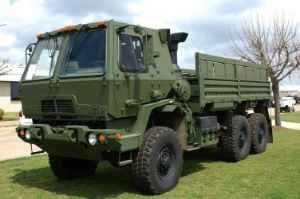 BAE Systems 5-ton FMTV LTAS configuration, A1P2