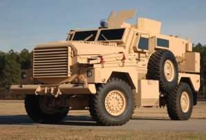Force Protection and CAE Partner is offering variants of the Cougar wheeled combat vehicles to meet TAPV requirements
