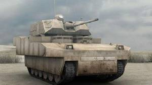 BAE Systems Teams With QinetiQ to Deliver Hybrid Electric Drive for US Army GCV Programme