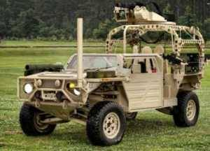 General Dynamics Land Systems Submits Proposal for U.S. Special Operations Ground Mobility Vehicle 1.1 Program