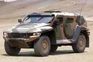 The Hawkei was developed to compete for the replacement of the Australian Army's thin-skinned Land Rover utility vehicles.