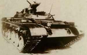 Tank destroyer, IT-1, self-propelled anti-tank gun