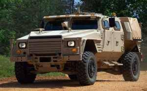Lockheed Martin´s Production-Optimized JLTV Is Lighter and Costs Less