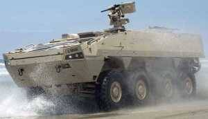 LM Receives US Marine Corps Contract For Personnel Carrier Vehicle Study and Demonstration