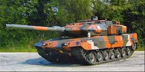 Greece puts first LEOPARD 2A6 HEL into service