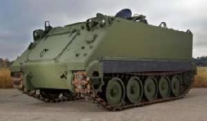 BAE Systems` M113 A2 Mk1