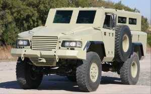 Iconic Armoured Mamba Hulls to be made by MTL Group