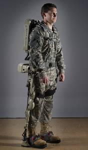 HULC Robotic Exoskeleton