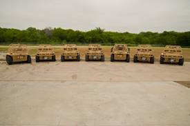 U.S. Army Selects Lockheed Martin`s SMSS Autonomous Vehicle for Afghanistan Deployment