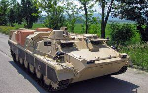 Bulgaria will supply 500 APCs to Iraq