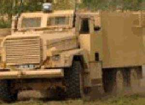 Mastiff Protected Patrol Vehicle
