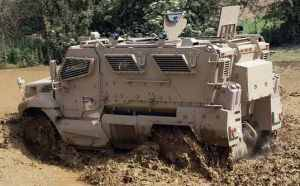 Navistar Defense to Provide USD 880M in Upgrades for MRAP Vehicle Fleet