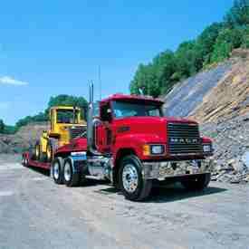 CHN-Series Vehicle of Mack Trucks, Inc.