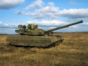 Oplot Main Battle Tank