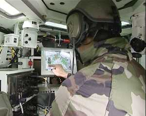 Qualification of the NEXTER Battle Management System SIT V1 for the French Army