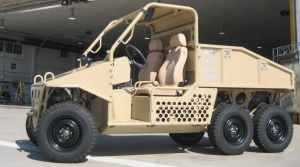 LASSO® (Land, Air & Sea Special Operations) Vehicle Brings Off-Road Operations To A New Level