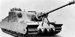 British Tortoise super-heavy tank