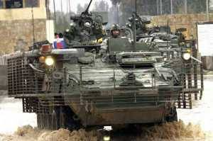 US Army plans major Stryker upgrades