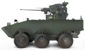 UT30 BR 30 mm Unmanned Turret