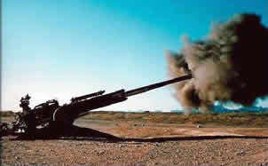 M777A1 howitzer