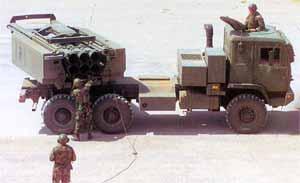 Lockheed Martin High Mobility Artillery Rocket System (HIMARS)