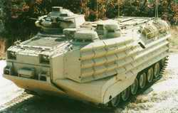 Assault Amphibious Vehicle