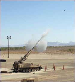 Non-Line-of-Sight Cannon (NLOS-C) Concept Technology Demonstrator (CTD)