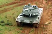 Leopardo 2E MBT