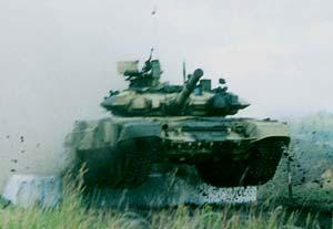 T-90S MBT