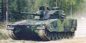 CV9035 Infantry Fighting Vehicle
