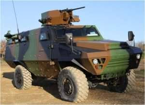 ACMAT unveils a new generation of armoured vehicles: the Bastion PATSAS