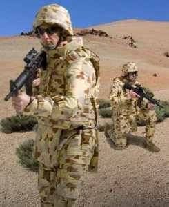New combat armour for Australian soldiers comes off ADA production line