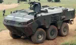 Otokar Receives $10,6 M Contract for 6x6 ARMA