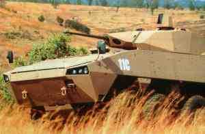 Patria's AMV vehicle selected for United Arab Emirates