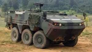 ARMA 6x6