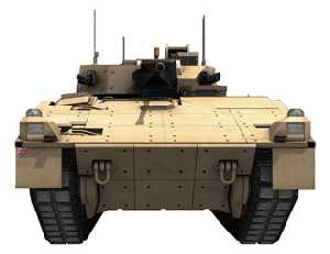 Lockheed Martin UK Starts Scout Turret Development