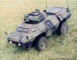 Textron to Build 15 Additional Armored Security Vehicles for US Army