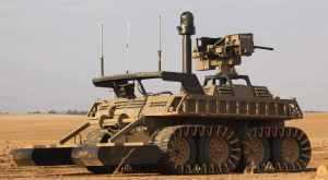 G-NIUS` Avantguard Unmanned Ground Combat Vehicle Delivered To IDF