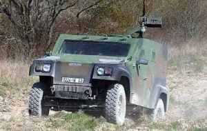 French DGA Orders 187 Small Armoured Vehicles