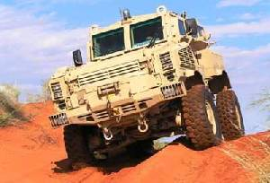 BAE Systems gets R900m MRAP upgrade deal