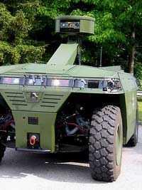 Base10 Unmanned Ground Vehicle