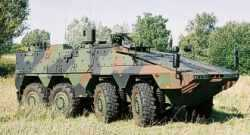 Rheinmetall wins major orders for NBC reconnaissance equipment and electronics totalling over 80 million euro