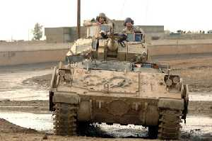 BAE Systems Awarded $23 Million For Work On Bradley and M113 Vehicles