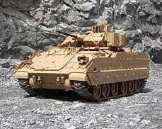 Bradley Operation Desert Storm Situational Awareness