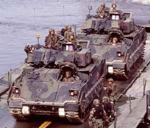 M2A3 Bradley Fighting Vehicle